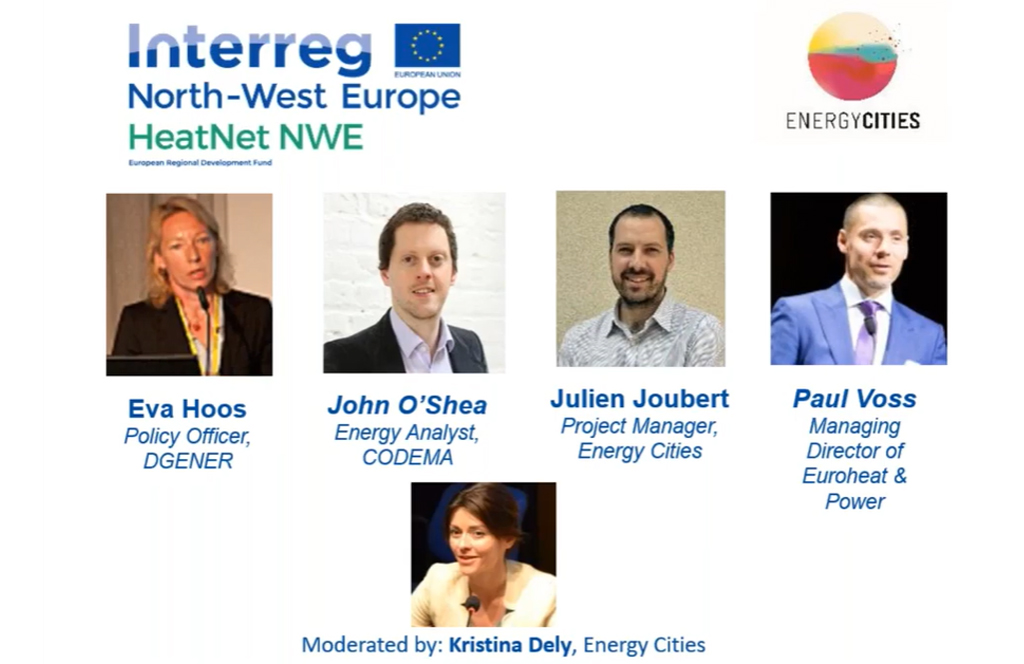 Energy Cities HeatNet Webinar